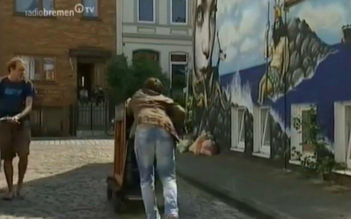 Radio Bremen TV-Beitrag My Traveling Piano