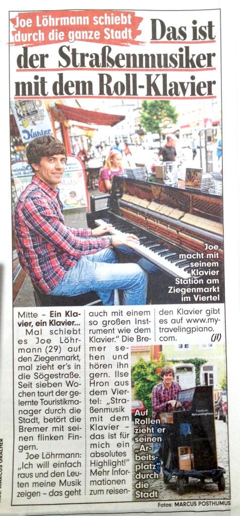 BILD Beitrag My Traveling Piano Klaviermusik Piano