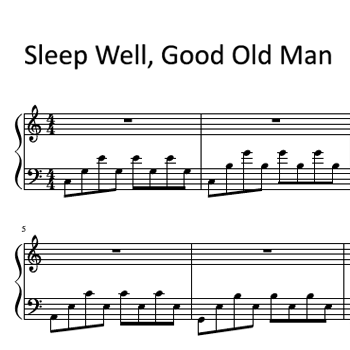Joe-Loehrmann-Sleep-Well-Old-Good-Man